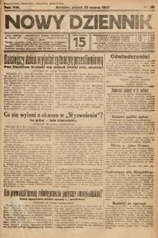 Nowy Dziennik. 1925, nr66