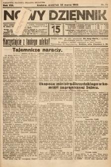 Nowy Dziennik. 1925, nr71