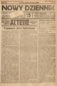 Nowy Dziennik. 1925, nr73