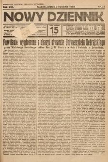 Nowy Dziennik. 1925, nr78