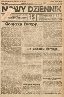 Nowy Dziennik. 1925, nr86