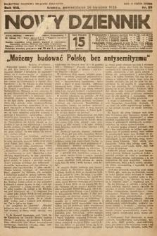 Nowy Dziennik. 1925, nr89