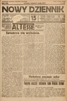 Nowy Dziennik. 1925, nr99