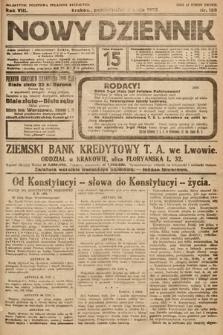 Nowy Dziennik. 1925, nr100