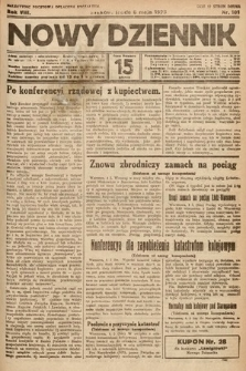 Nowy Dziennik. 1925, nr101