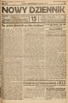 Nowy Dziennik. 1925, nr106