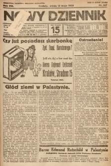 Nowy Dziennik. 1925, nr107