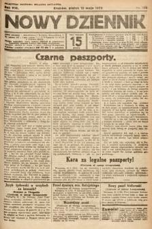 Nowy Dziennik. 1925, nr109