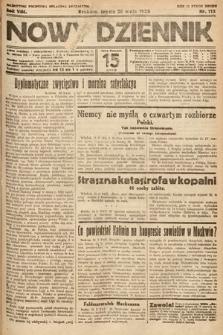 Nowy Dziennik. 1925, nr113
