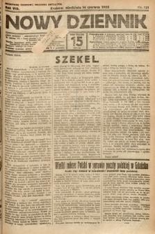Nowy Dziennik. 1925, nr131