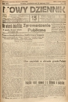 Nowy Dziennik. 1925, nr132