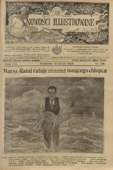 Nowości Illustrowane. 1923, nr28