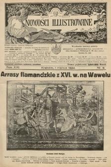 Nowości Illustrowane. 1924, nr9