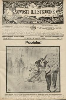 Nowości Illustrowane. 1924, nr10