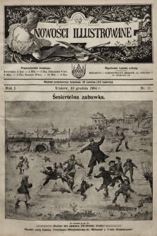 Nowości Illustrowane. 1904, nr11