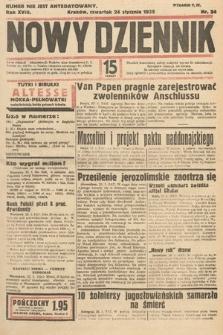 Nowy Dziennik. 1935, nr24