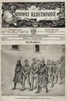 Nowości Illustrowane. 1905, nr3