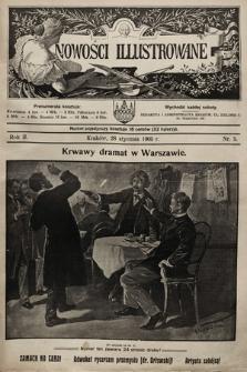 Nowości Illustrowane. 1905, nr5