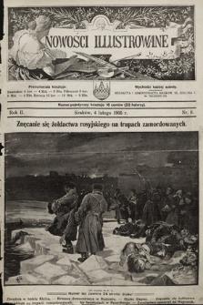 Nowości Illustrowane. 1905, nr6