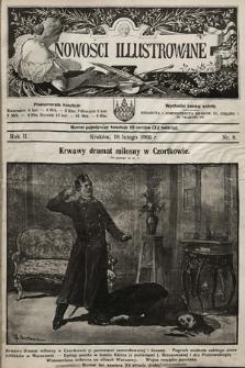 Nowości Illustrowane. 1905, nr8