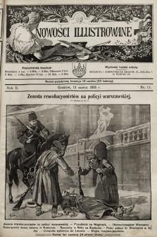 Nowości Illustrowane. 1905, nr11