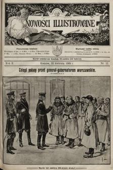 Nowości Illustrowane. 1905, nr17