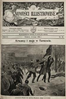 Nowości Illustrowane. 1905, nr20