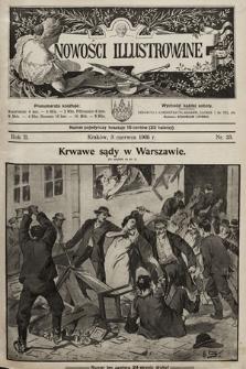 Nowości Illustrowane. 1905, nr23