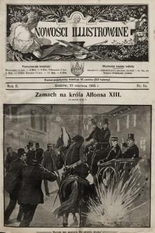 Nowości Illustrowane. 1905, nr24