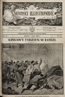 Nowości Illustrowane. 1905, nr27