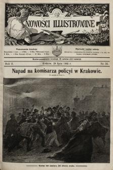 Nowości Illustrowane. 1905, nr31