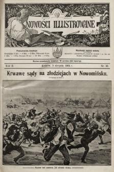 Nowości Illustrowane. 1905, nr32