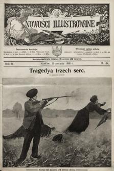 Nowości Illustrowane. 1905, nr34