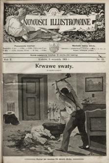 Nowości Illustrowane. 1905, nr37