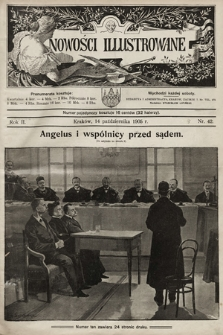Nowości Illustrowane. 1905, nr42