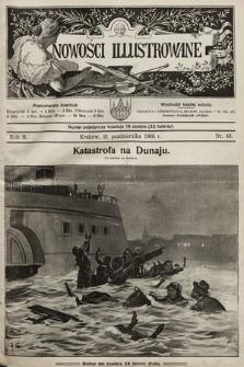 Nowości Illustrowane. 1905, nr43