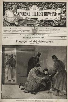 Nowości Illustrowane. 1905, nr44
