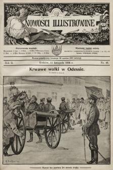 Nowości Illustrowane. 1905, nr46
