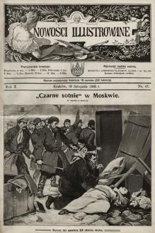 Nowości Illustrowane. 1905, nr47
