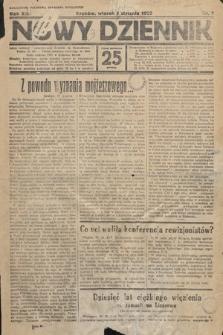 Nowy Dziennik. 1929, nr1