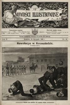 Nowości Illustrowane. 1905, nr48