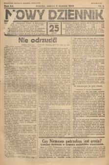 Nowy Dziennik. 1929, nr5