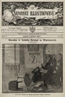 Nowości Illustrowane. 1905, nr50