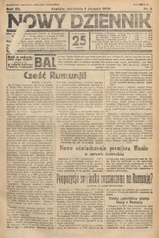 Nowy Dziennik. 1929, nr6