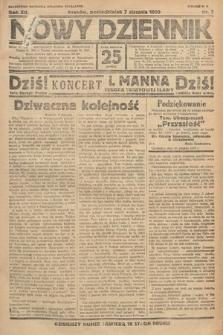 Nowy Dziennik. 1929, nr7