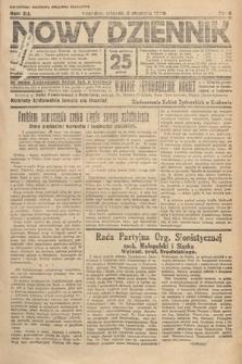 Nowy Dziennik. 1929, nr8