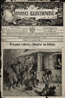 Nowości Illustrowane. 1905, nr53