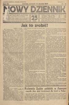 Nowy Dziennik. 1929, nr10