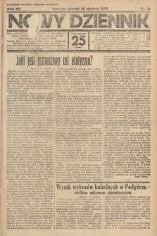 Nowy Dziennik. 1929, nr15