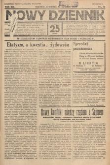 Nowy Dziennik. 1929, nr17